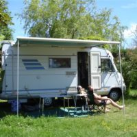 Emplacements camping-car
