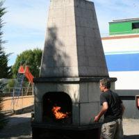 Barbecue l'été